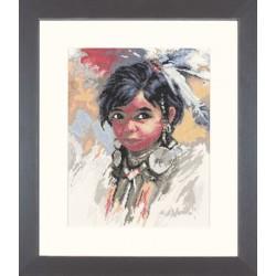 Indian  Girl  0008253  Aïda  Lanarte