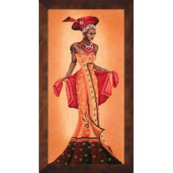 Lanarte,  kit  African  Fashion  I