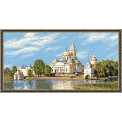 RIOLIS  Monastère  de  Nilov  1457