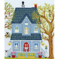 New  England  Homes,  Spring  XSS1,  Bothy Threads