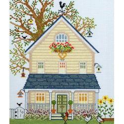 New  England  Homes,  Summer  XSS2,  Bothy Threads