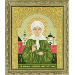 RIOLIS  Sainte  Béni  Matrone  de  Moscou  1385