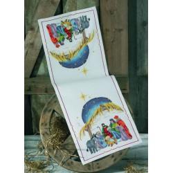 Permin  Chemin  de  table  Nativité  68-4258