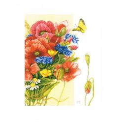 Lanarte  Coquelicots  0144568  Marjolein Bastin