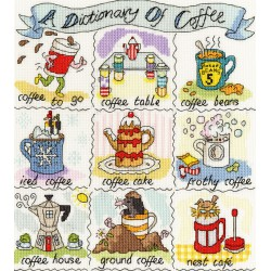 Dictionary  of  Coffee  XDO15  Bothy Threads