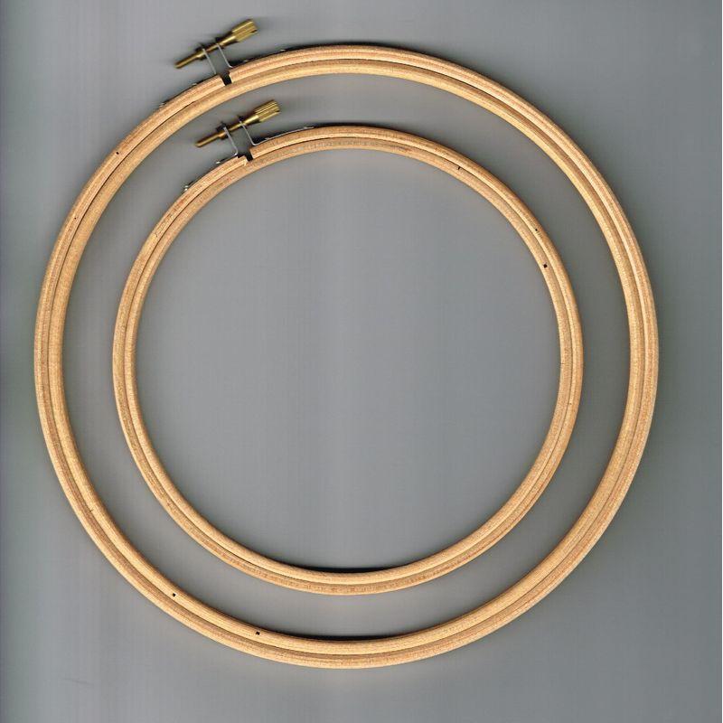permin tambour cercle broder 22 cm 5810 22 boutique broderie du monde. Black Bedroom Furniture Sets. Home Design Ideas