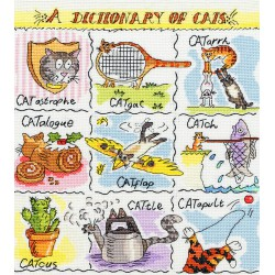 Dictionary  of  Cats  XDO4  Bothy Threads