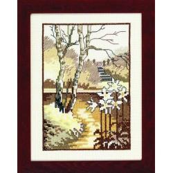 Permin  Lac  de  forêt  12-3176