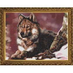 Nova Sloboda  kit  Hunter  Nova Sloboda  CD 3091 | Broderie du monde