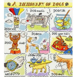 Dictionary  of  Dogs  XDO5  Bothy Threads