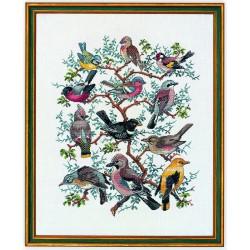 L'Arbre  aux  Oiseaux  12-266  Eva Rosenstand
