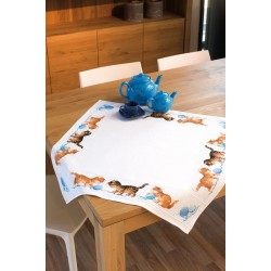 Nappe  Chatons  Jouants  0145097  Vervaco