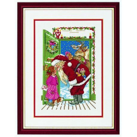 Le  Père  Noel  est  à  la  porte  14-100  Eva Rosenstand