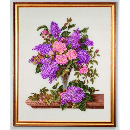 Roses  et  Lilas  14-185  Eva Rosenstand