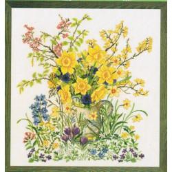 Fleurs  de  Pâques  14-358  Eva Rosenstand