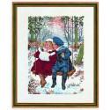 Enfants  sur  une  Balençoire  92-837  Aïda  Eva Rosenstand