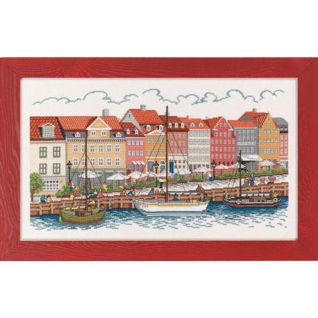 Port  Nyhavn  14-226  Eva Rosenstand