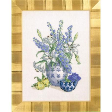Vase  de  Lys  14-461  Lin  Eva Rosenstand