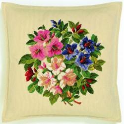 Coussin  Bouquet  de  Lys  42-361  Eva Rosenstand