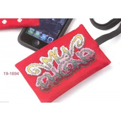 Etui  pour  Portable  My  Phone  19-1694  Permin