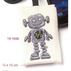 Etui  pour  Portable  Robot  19-1696  Permin