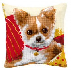 Coussin  Chien  Chihuahua  0008780  Vervaco