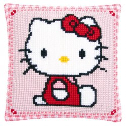 Coussin  Hello  Kitty  0147565  Vervaco