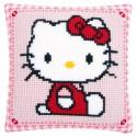 Coussin  Hello  Kitty  0147565  Vervaco