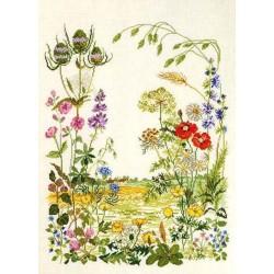 Fleurs  des  champs  70-2316  Lin  Permin