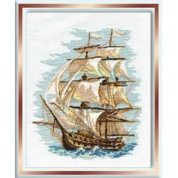 Riolis  kit Ship | Riolis 479 | Broderie du monde
