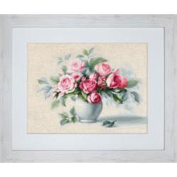 Étude  avec  Roses  B2280  Luca-S