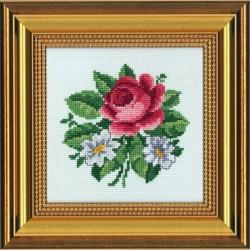 Bouquet  de  Fleurs  12-9670  Aïda  Permin