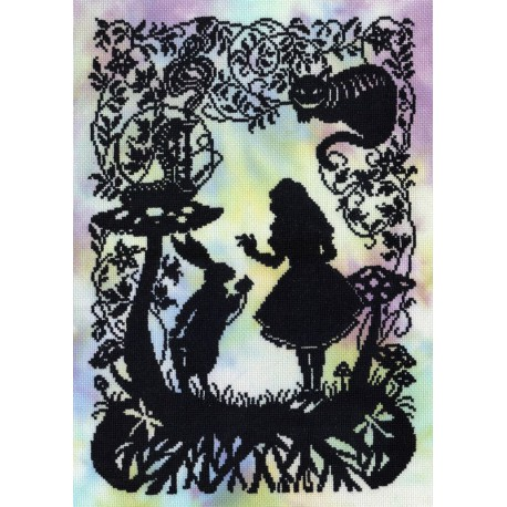 Alice  au  pays  des  Merveilles  XFT4  Bothy Threads