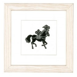 Cheval  de  cirque   0144523  Lanarte  Étamine