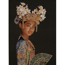 Danseuse  de  Bali  948  Étamine  Thea Gouverneur
