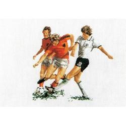 Football  1001  Lin  Thea Gouverneur