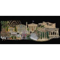 Athènes  545.05  Aïda  noire  Thea Gouverneur