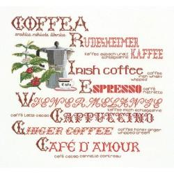 Coffee  Sampler  3011A  Aïda  Thea Gouverneur