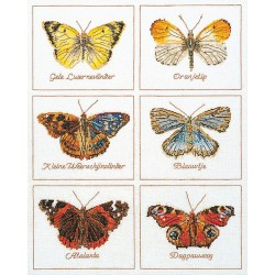 Papillons  2037  Lin  Thea Gouverneur