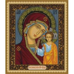 Icône  Notre  Dame  de  Kazan  B436  Luca-S