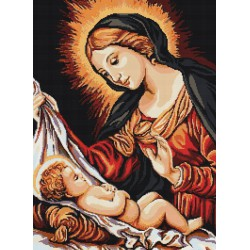 Mère  de  Dieu  B325  Luca-S