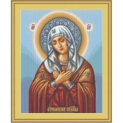 Tendre  Mère  de  Dieu  B418  Luca-S