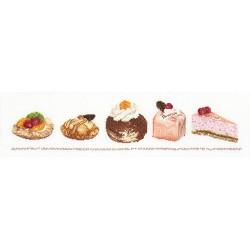 Assortiment  de  gâteau  3050  Lin  Thea Gouverneur