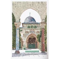 Thea Gouverneur  Al-Aqsa  Mosque  534  Lin
