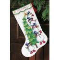 Chaussette  Décorer  l'arbre  de  Noël  08820  Dimensions
