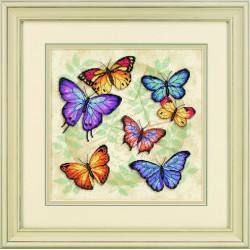 Profusion  de  papillons  35145  Dimensions