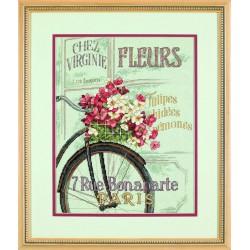 La  bicyclette  35195  Dimensions