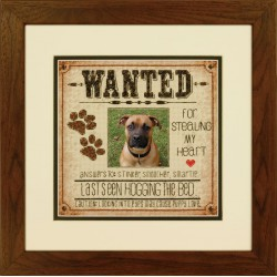 Dog  Wanted  70-35316  Dimensions