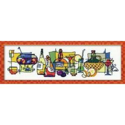 Riolis  kit Vin chaud | Riolis 911 | Broderie du monde