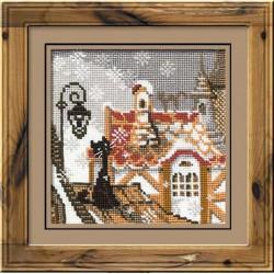 Chat  des  villes  en  hiver  610  Riolis